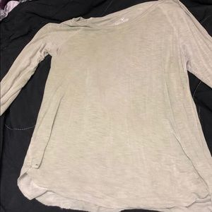American Eagle Soft&Sexy Worn looking long sleeve